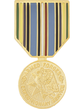 Armed Forces Expeditonary Medal Hat Pin