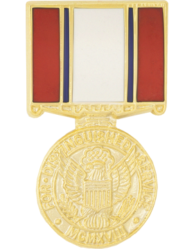 Army Distinguished Service Medal Hat Pin