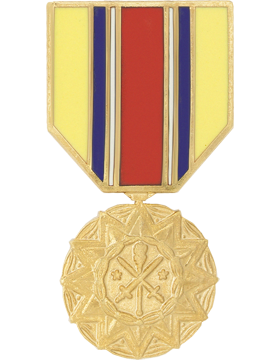 Army Reserve Company Achievement Award Medal Hat Pin