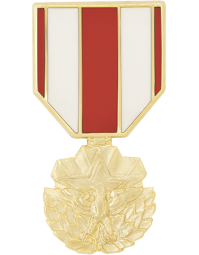 Hat Pin (1109) Meritorious Service