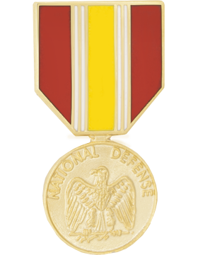 Hat Pin (1111) National Defense