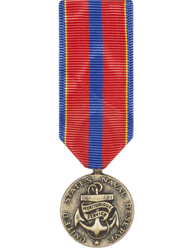 Navy Reserve Meritorious Service