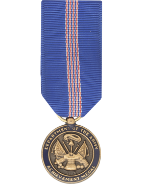 Achievement Medal For Civilian Service (Army)