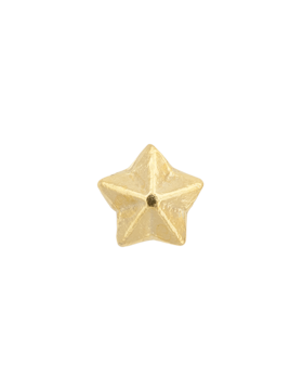Gold Star Device for Miniature Medal