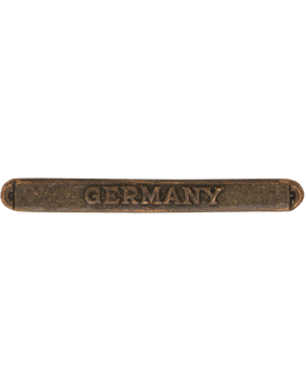 Germany Bar Device for Miniature Medal