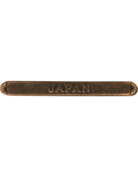 Miniature Medal Device (115) Japan Bar