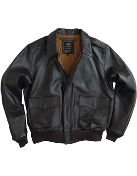 A-2 Leather Flying Jacket MLA21019P1
