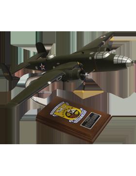 North American B-25B Mitchell Doolittle Raiders Model Plane Scale 1:41