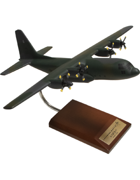 Lockheed C-130H Hercules (E-1) Model Plane Scale 1:100
