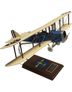 De Havilland DH-4 Model Plane Scale 1:24