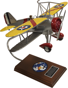 Curtiss F9C Sparrowhawk Model Plane Scale 1:20