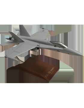 FA-18F Super Hornet USMC Model Plane Scale 1:48