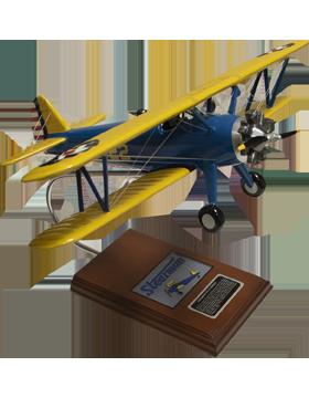 Boeing PT-17A Stearman Kaydett Model Plane Scale 1:22