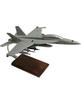 FA-18F Super Hornet USN Model Plane Scale 1:48