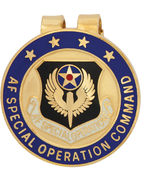 Money Clip (AF-0003) United States Air Force Special Operations Command
