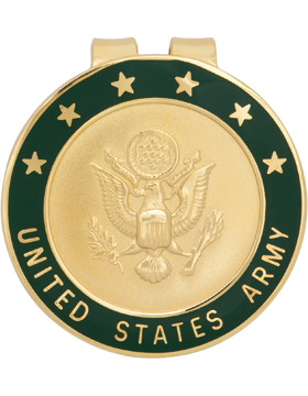 Money Clip (AR-0001) United States Army