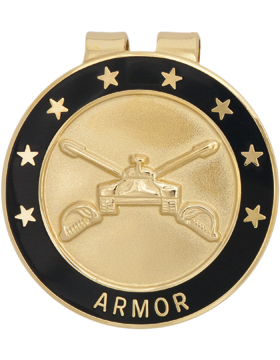 Money Clip (AR-BOS/AR) Armor Branch Of Service