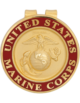 Money Clip (MC-0001) United States Marine Corps