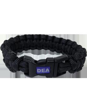 MPB-DEA Military Paracord Bracelet DEA