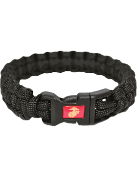 MPB-MC Military Paracord Bracelet Marine Corps