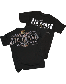 Air Force Tribal T-Shirt MT-546