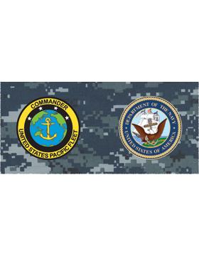 US Pacific Fleet, NBU with Navy Seal
