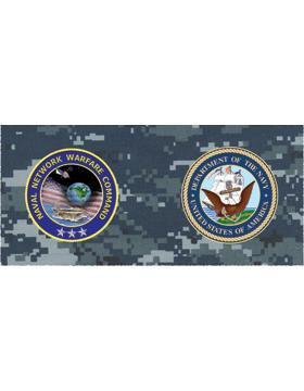 Naval Network Warefare Cmd, NBU with Navy Seal