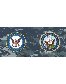 Military Sealift Cmd, NBU with Navy Seal