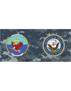 5 Fleet, NBU with Navy Seal