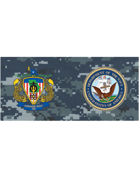 Submarine Group 10, NBU with Navy Seal