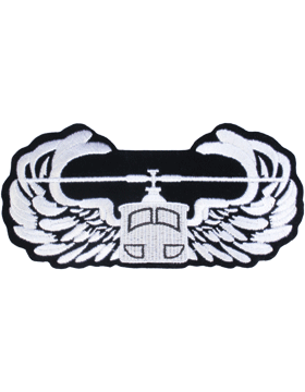 N-001 Air Assault Badge 4in x 7in