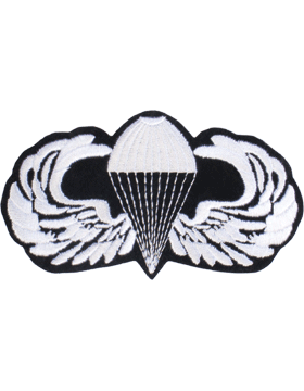 Parachutist Badge 3in x 5in