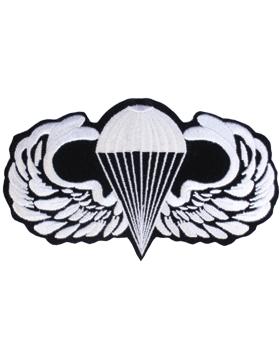 Parachutist Badge 4in x 7in