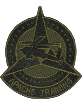 Apache Training Brigade Subdued