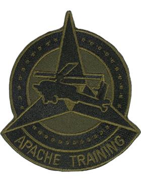 Apache Training Brigade Subdued