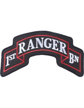 1 Battalion 75 Infantry Ranger - New 10.5in