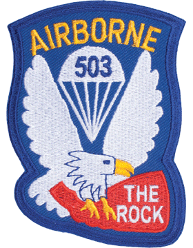 N-133 503 Airborne Patch