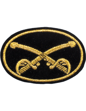 N-136 Cavalry Oval small
