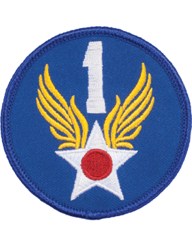 N-147 1 Air Force World War II Patch