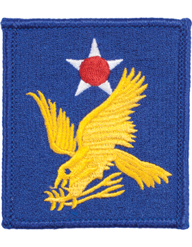 N-148 2 Air Force World War II Patch