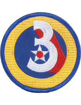 N-149 3 Air Force World War II Patch