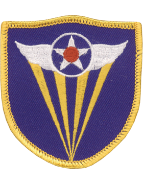 N-150 4 Air Force World War II Patch