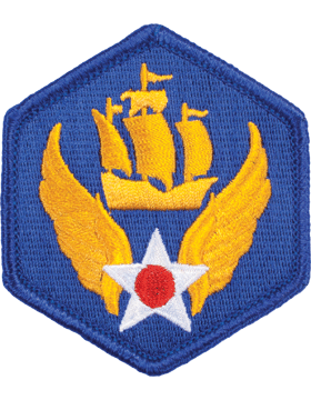 N-152 6 Air Force World War II Patch