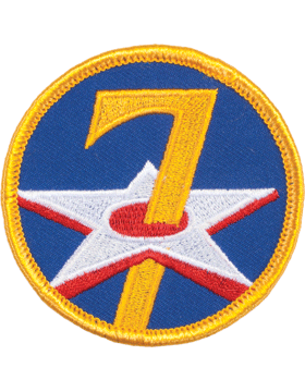 N-153 7 Air Force World War II Patch