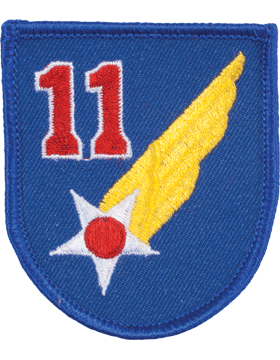 N-157 11 Air Force World War II Patch