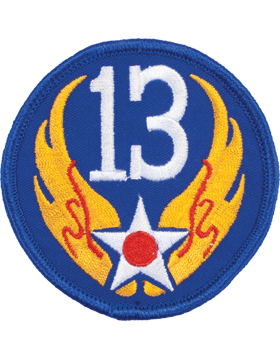 N-159 13 Air Force World War II Patch