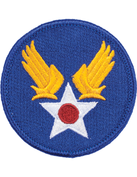 N-163 Army Corps World War II Patch
