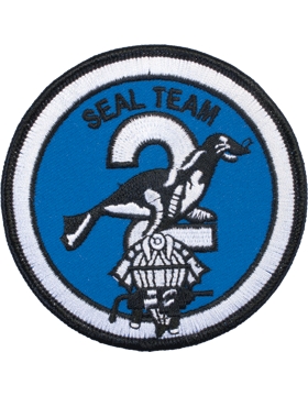 N-168 United States Navy Seal Team 2 Patch