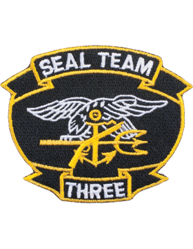 N-169 United States Navy Seal Team 3 Patch