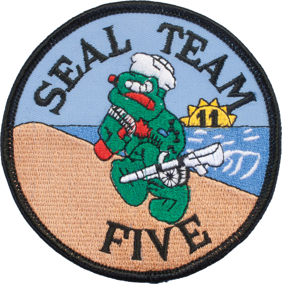 N-171 United States Navy Seal Team 5 Patch | US Military